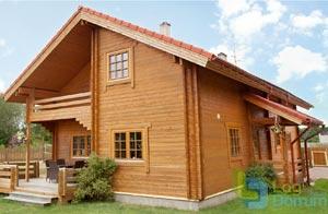 Blockhäuser Energie-Effizienz