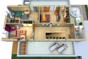palmatin blockhaus